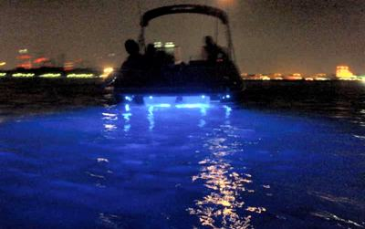 Marine LEDs boat LED lighting, dubai