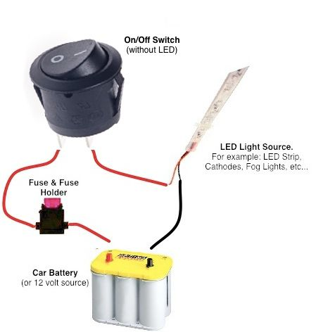 rocker_switch_diagram  Pole Toggle Switch Wiring Diagram Leds on meyer 6 pin, turn signal, for led, off lighted, for fan,